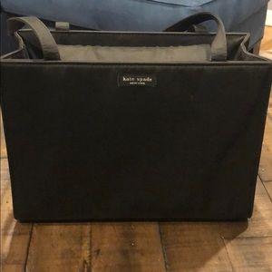 Vintage Kate Spade Black Sam Bag